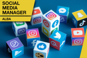 Consulente social media manager ALBA esperto in digital marketing
